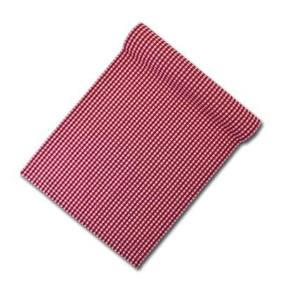 Tischläufer Vichy Karo Landhaus rot