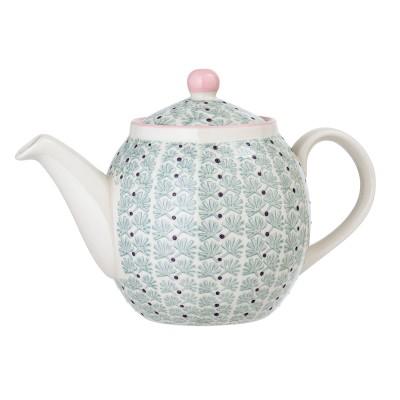 Bloomingville | Maya Teekanne Teapot Retro Kanne – grün