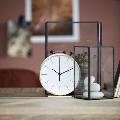 Clock, Hannah, Gold