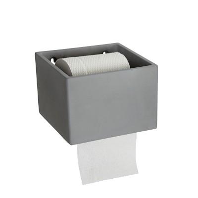 House Doctor | Toilettenpapierhalter Cement