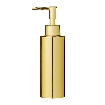 Bloomingville | Seifenspender Loupi Soap Dispenser Bad Badezimmer Edelstahl WC Waschraum Gold