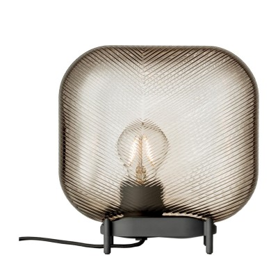 Virva Lampe dark grey