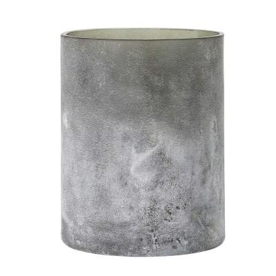 Windlicht | Afife | Teelichtglas Dekoration Vase Kerzenhalter Glas
