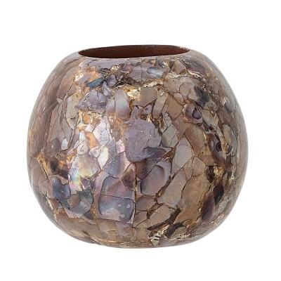 Teelichthalter | Seashell | Windlicht Muscheln Teelicht Dekoration