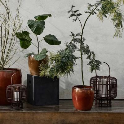 Schöne Laterne für Garten & Terasse