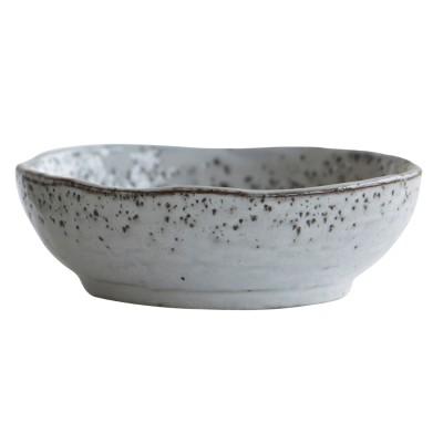 House Doctor | Schüssel Rustic Bowl Schale – grau/blau