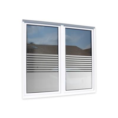 Fensterfolie Stripes Sonnenschutzfolie Sichtschutzfolie Glasdekorfolie