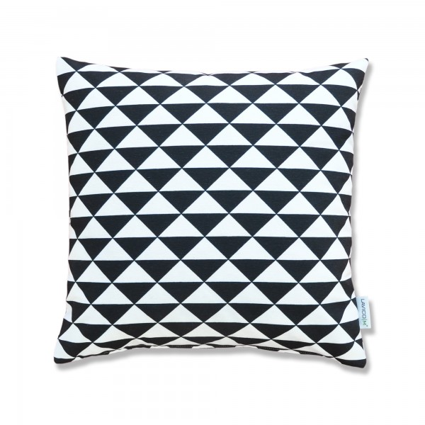 Kissen Triangle Home Collection