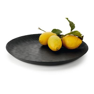 Obst und Gemüseschale aus der Serie OUTBACK aus Aluminium