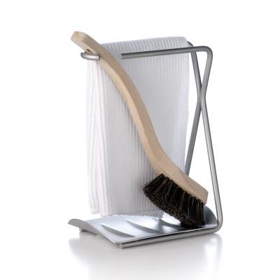 Rosendahl - Trockenstativ für Geschirrtücher - Halter für Bürste & Geschirrtuch