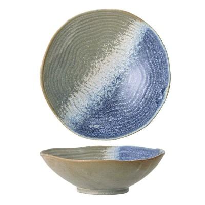 Bloomingville | Servierschale Aura Serving Bowl Schüssel Schale – mehrfarbig