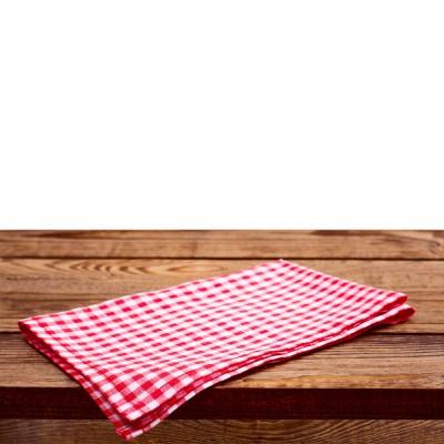 Tischdecken Vichy Karo rot Landhaus Bauernkaro Landpartie